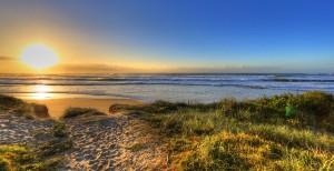 Pristine Coastline